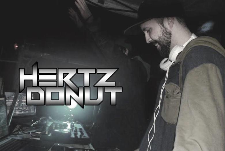 hertz donut